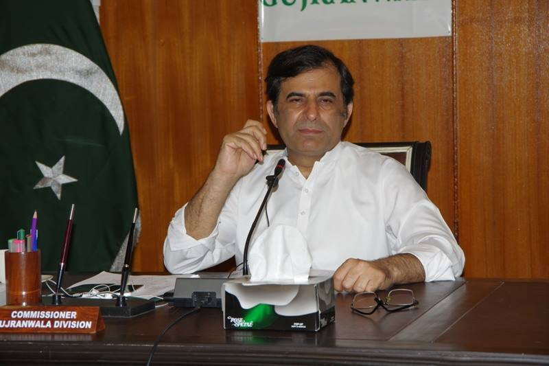 The Wothy Commissioner / Chairman BOT / BOG Mr. Shamail Ahmad Khawaja presiding 51 BOG meeting (09 September, 2015)