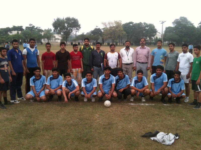 Inter School City/ All Private Schools Zone Sports Competitions 2015 Gujranwala - Handball (05/11/2015)