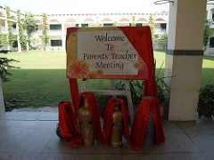 Parent Teacher Meeting 03/10/2015